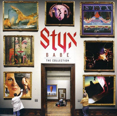 Price comparison product image Babe: The Collection / Styx