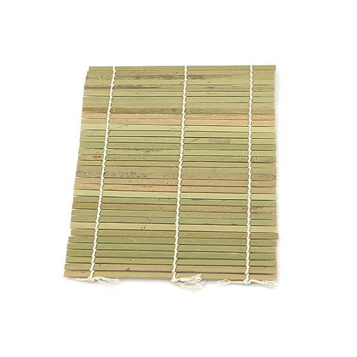 Yinew 24 24cm Bambus Jalousien Sushi Bambus Jalousien Tun Sushi
