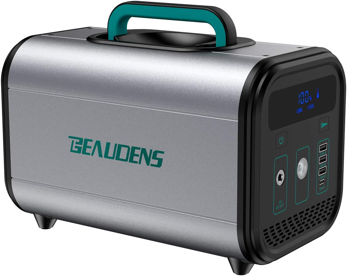 Beaudens 384Wh AC出力300W  LiFePO4  ポータブル電源