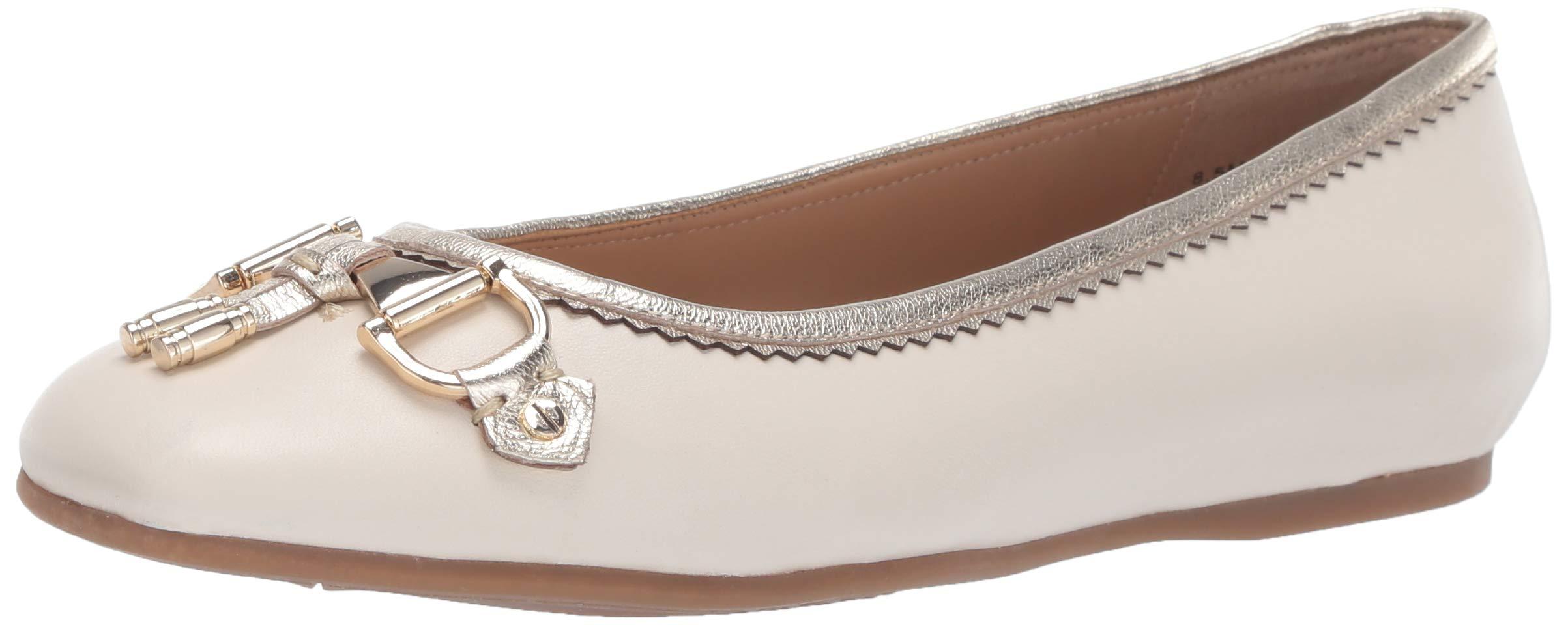 Aerosoles Women's Mint Julep Shoe, Bone Leather, 5 M US by Aerosoles