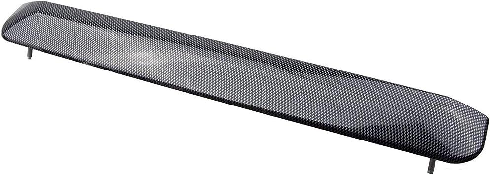 Sentinel Parts Liftgate Tailgate Hatch Garnish Carbon Fiber Look Door Handle KIT for 2004-2006 Scion xB