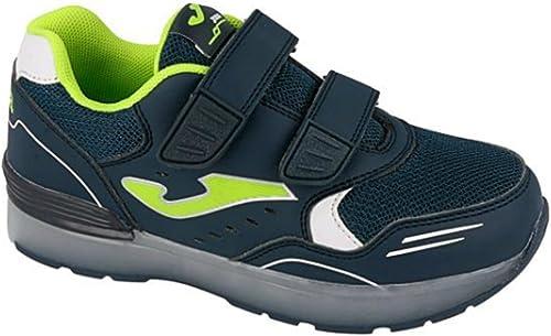 Joma J. Kid Light 603 Marino-Fluor - Zapatillas para niños, Color ...