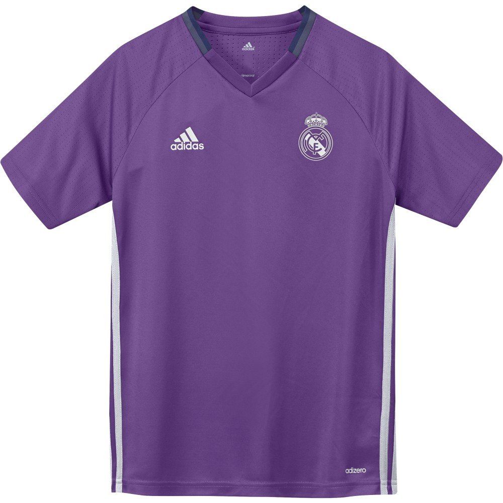 detailed look 35b2b 7b3af adidas Herren Ärmelloses Real Madrid Training Shirt ...