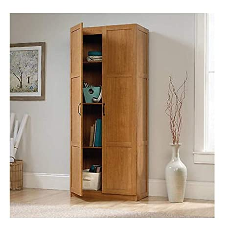 Amazon.com : Lapha\' Tall Storage Pantry Cabinet Kitchen Wood ...