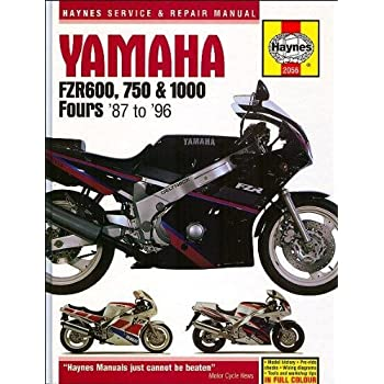 Amazon com: 04-06 YAMAHA YZF-R1: Haynes Repair Manual