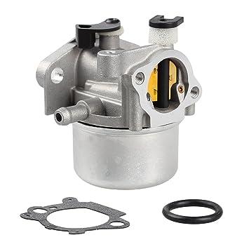 Salvador carburador con junta para BRIGGS y STRATTON 799871 799866 790845 796707 794304