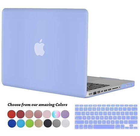 Tecool Funda MacBook Pro 13 Pulgadas, [Ultra Slim Cubierta] Plástico Duro Case Carcasa con Tapa del Teclado para MacBook Pro 13.3 Pulgada Modelo: ...