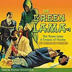 The Green Lama #1: The Green Lama & Croesus of Murder