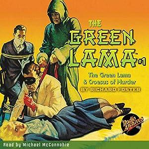 The Green Lama #1: The Green Lama & Croesus of Murder Audiobook