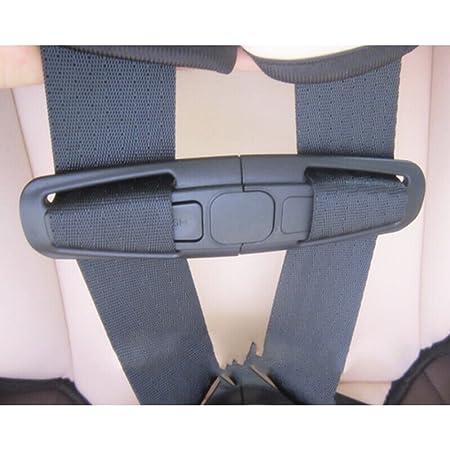 Honearn - Hebilla de pecho para bebé para el cinturón de seguridad ...
