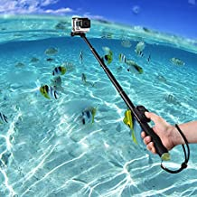 COOSA Adjustable Selfie Stick for GoPro HERO 4/3+/3 Cameras with Accessories Kit 20-80cm Waterproof