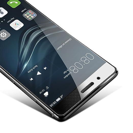 120 opinioni per Huawei P9 Lite Pellicola Protettiva,Coolreall®9H Durezza Ultra Resistente