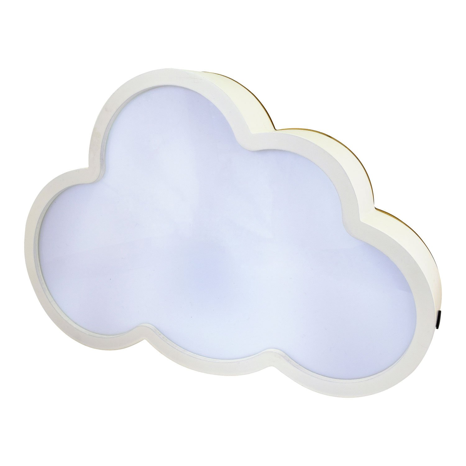 Sentik/® LED Light Up Cloud Shape Write Board Write Your Own Message Sign Party Home Decor Fun