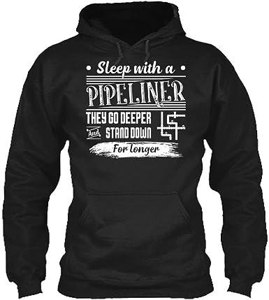 Sweatshirts Sleep with A Pipeliner T Shirt Tee Shirt