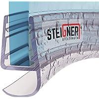 steigner uk15Joint de douche pré-courbés, 80cm, 1pièce, 5/6/7/8mm, 51516370