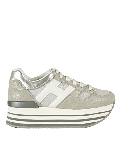 Hogan Sneakers Maxi H222 Donna MOD. HXW2830U352 40  Amazon.co.uk ... 9692d022dd0