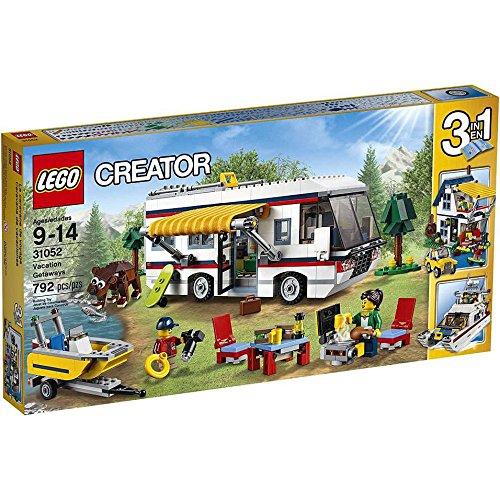 LEGO LEGO Creator Vacation Getaways Building Set, 31052 by Generic