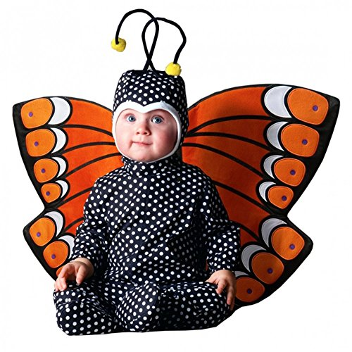 Tom Arma Costume (Tom Arma - Butterfly - Signature Limited Edition Baby Costume - (Size: 4/5 Toddler))