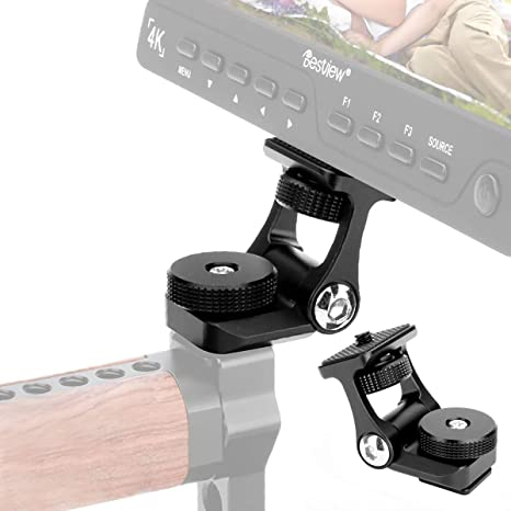 Smartphone Fomito Z1 Camera Monitor Holder Mount Arm Hot Shoe Adapter for Camera Field Monitor Microphone GoPro LED Video Light