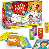Let's Potty! The Potty Training Board Game That Brings the Party to the Potty!