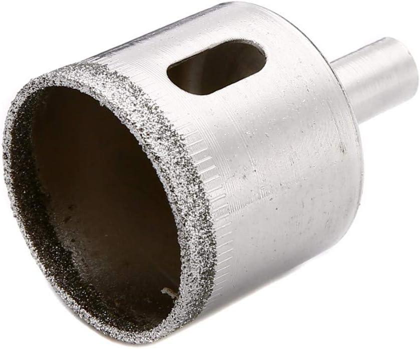 15Pcs Scies-cloches Trepans Diamant Foret Trou Carrelage Tuile Verre Marbre 6-50mm