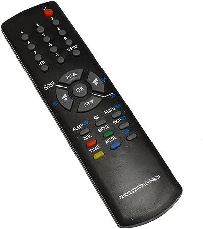 Aerzetix - DIS131 Mando a distancia para televisor compatible con ...