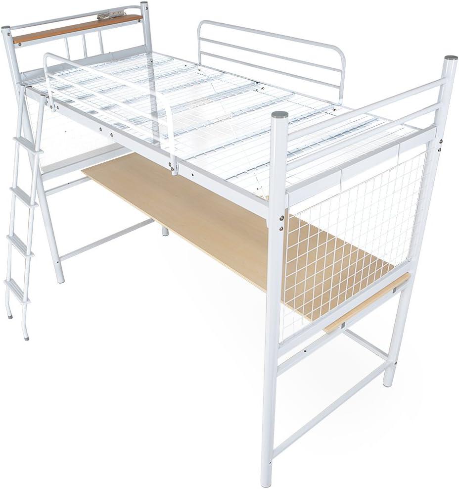 ロフトベッド はしごタイプ