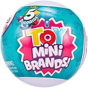 ZURU 5 Surprise Toy Mini Brands Series 3