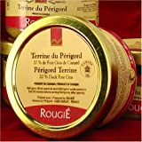 Rougie Périgord Terrine with Duck Foie Gras - 2.8 oz in Jar