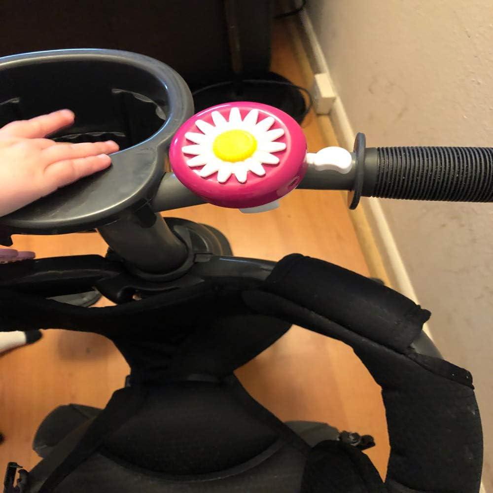 Generic Brands Timbre de bicicleta para ni/ños