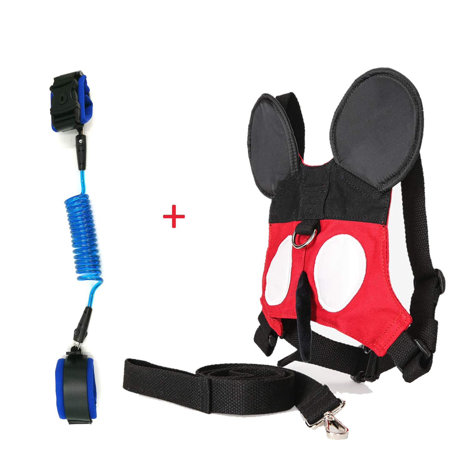 Child Backpack Leash for Toddlers & Kids