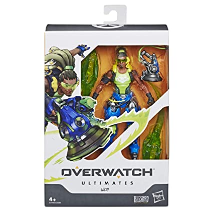 Overwatch- Ultimates Lucio (Hasbro E6488ES0)