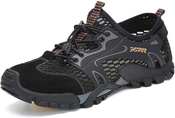 Sandali Sneakers Sportivi Estivi Uomo Trekking Scarpe da Spiaggia All'aperto Pescatore Piscina Acqua Mare Escursionismo Leggero
