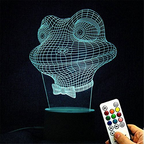 Acrylic Frog Led Light in US - 7