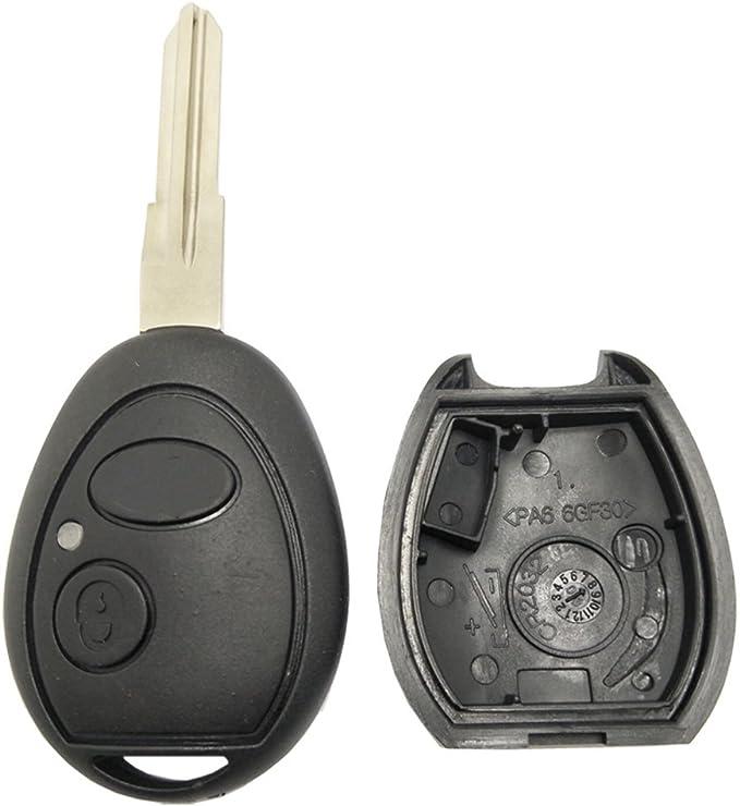 IPOTCH Custodia FOB per Remote Key per Land Rover Discovery 1 2 TD4 TD5 TDI