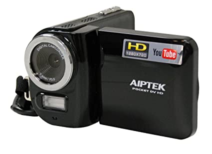 AIPTEK HD 720P CAMCORDER DRIVER FOR PC