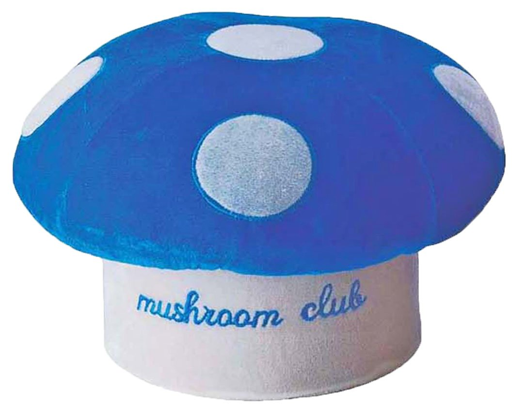 Kinokoisu (Small Chair of Mushroom) Blue