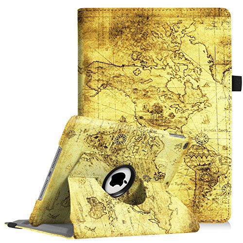 Fintie New iPad 9.7 inch 2017 / iPad Air Case - 360 Degree R