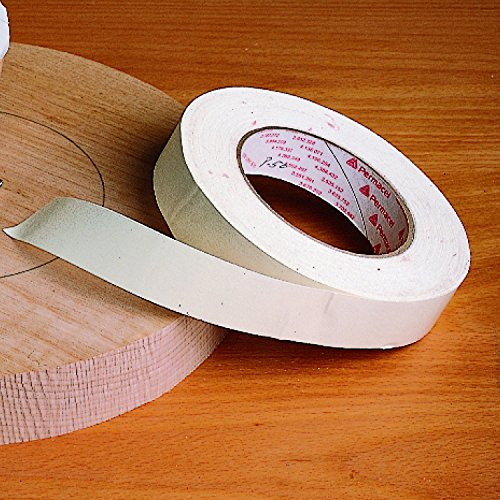 SPECTAPE ST501 DOUBLE SIDED TAPE 2-PACK - 36 yards x 1 inch - SUPER STICKY DOUBLE COATED TAPE excellent for WOODWORKING, GOLF GRIPS, TEMPLATES - By Spectape (Pack of 2) by Spectape (Image #1)