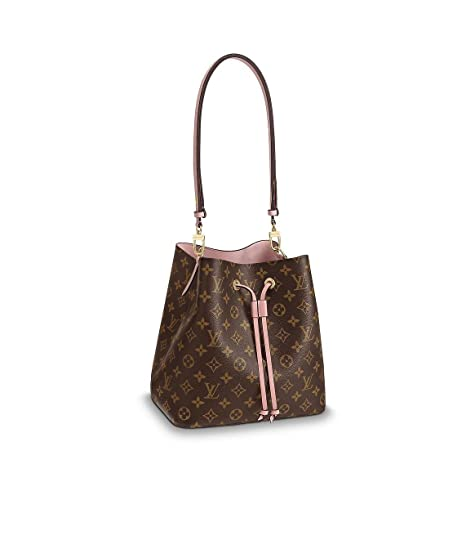 e0f14b7f3f27 Louis Vuitton NeoNoe Monogram Canvas Rose Poudre M44022  Handbags   Amazon.com