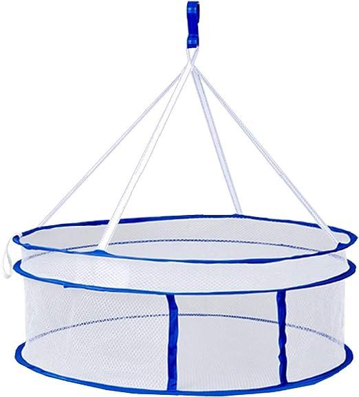 1pcs Mesh Clothes Drying Rack Sweater Folding Laundry T-shirt Drying Rack Basket