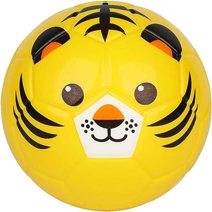 BORPEIN - Mini fútbol de 6 pulgadas, diseño de animales, bola de ...