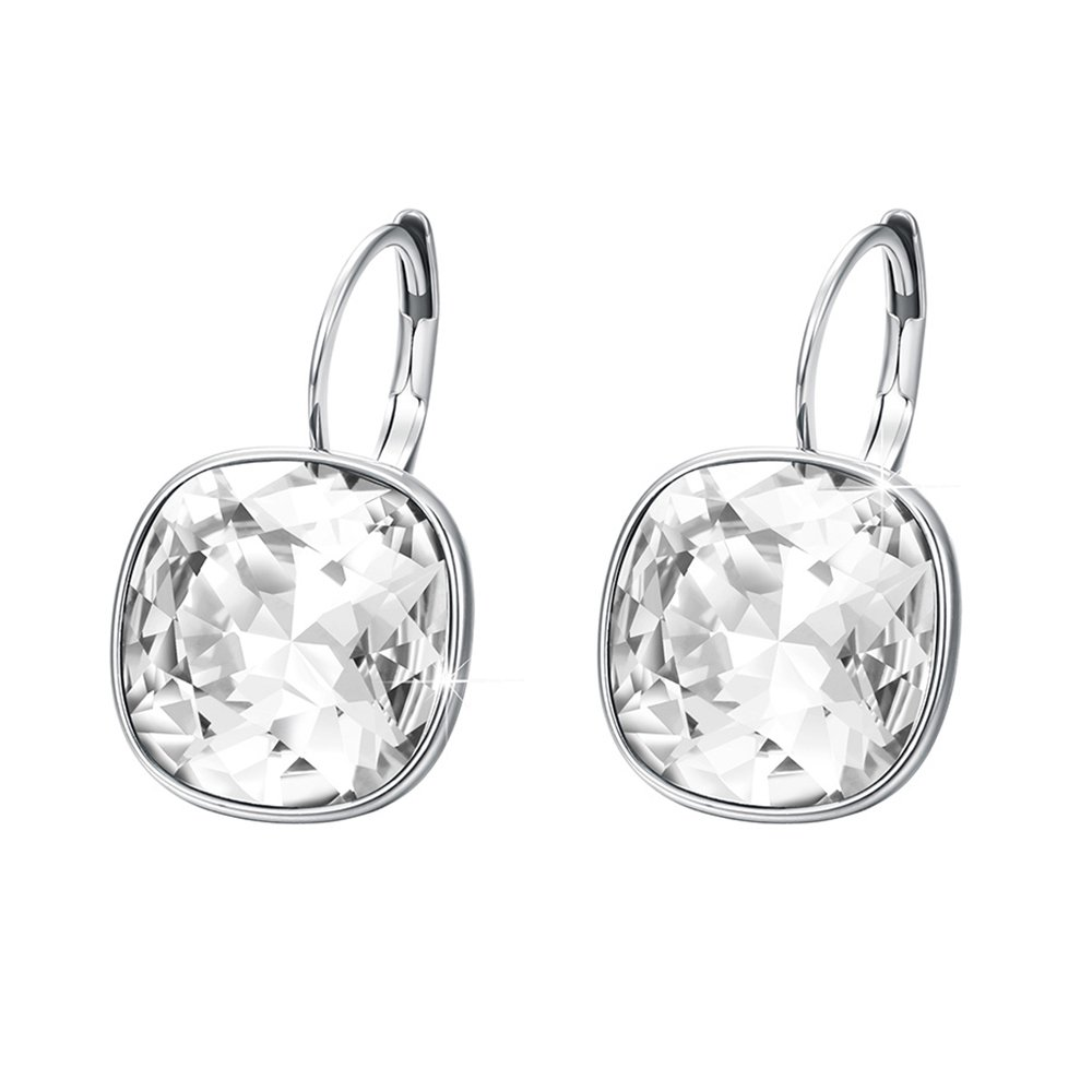 89e42060e768 See all customer reviews · Xuping Halloween Fashion Crystals from Swarovski  Huggies Hoop Earrings Black Friday Women Jewelry Gifts product image
