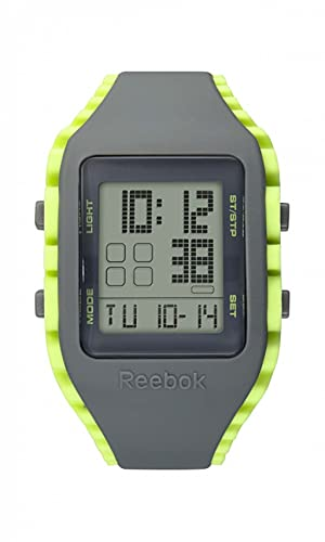 ada22a7db0c83 Reebok Watch Rfwz1-g9-psis-mb Workout - Z1g. Grey  Amazon.co.uk  Watches