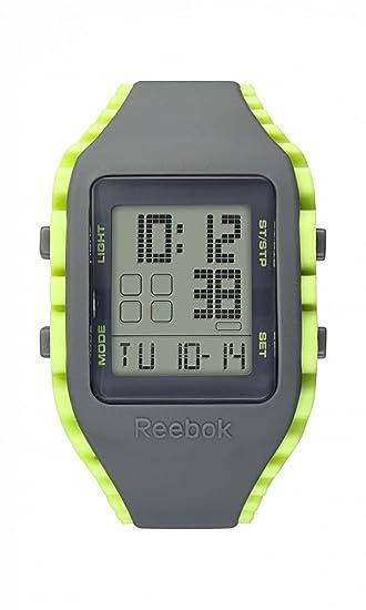 Reebok reloj rfwz1-G9-psi-MB - Z1g, entrenamiento gris: Amazon.es: Relojes