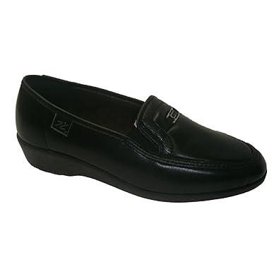 Zapato pala licra con gomas a los lados Doctor Cutillas en negro talla 39 xCK9wFZpKR