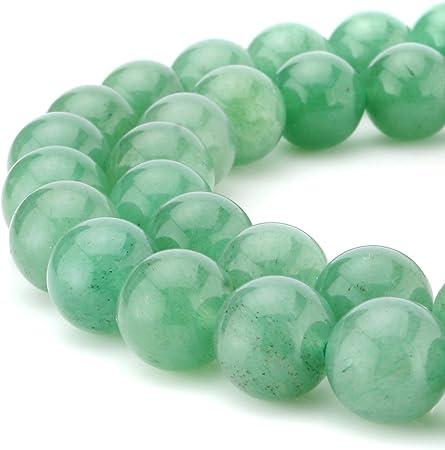 Aventurine Gemstone Marbles 10pcs