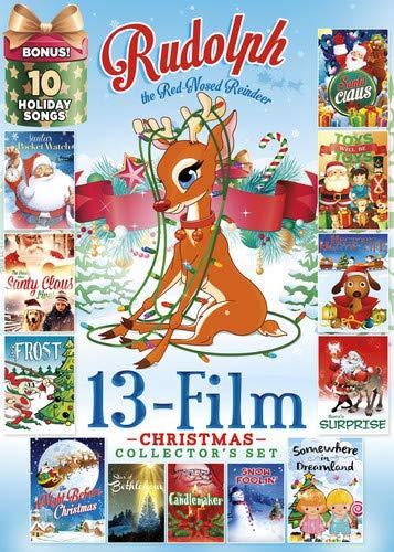 13-Film Christmas Collector's Set with Bonus Holiday MP3