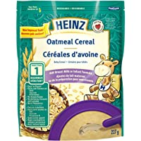 Heinz Oatmeal Cereal - No Milk, 227g (Pack of 6)