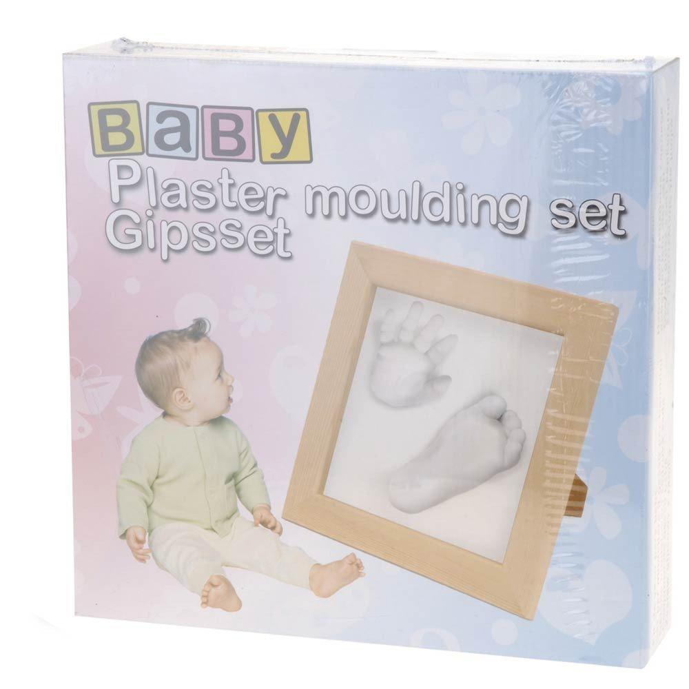 Uitgelezene Baby Gips-Set für Hand- und Fußabdrücke: Amazon.de: Baby WL-97